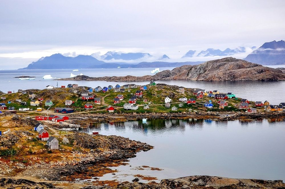 Trip to Greenland
